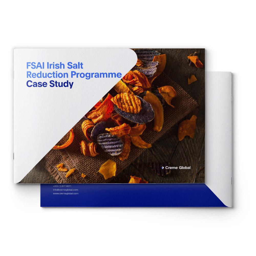 FSAI – Irish Salt Reduction Programme